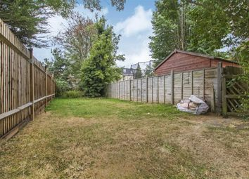 Thumbnail 2 bed flat to rent in Haydon Park Road, London