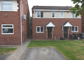 Thumbnail 2 bed semi-detached house for sale in Ayton Gardens, Chilwell, Chilwell