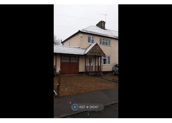 Thumbnail 4 bed semi-detached house to rent in Lennard Road, Sevenoaks