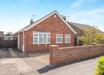 Thumbnail 4 bedroom detached house for sale in Ellwood Avenue, Stanground, Peterborough, Cambridgeshire