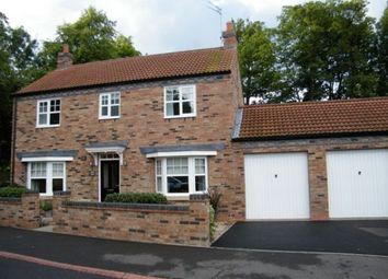 Thumbnail 4 bed detached house for sale in South Farm, Nedderton Village, Bedlington