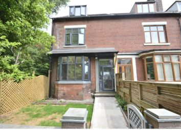 Thumbnail 4 bed terraced house for sale in Prestwich, Manchester