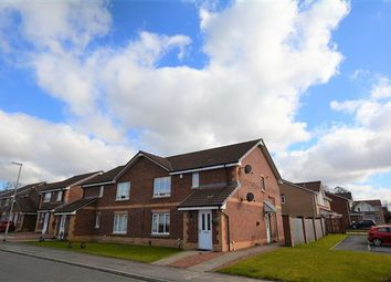 Thumbnail 2 bed flat for sale in Springhill Farm Close, Baillieston, Glasgow