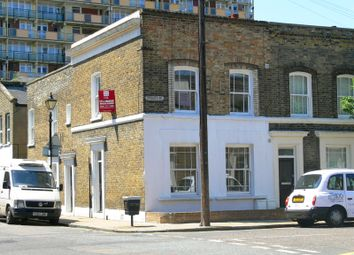 Thumbnail 3 bed flat to rent in Tollet Street, Stepney Green