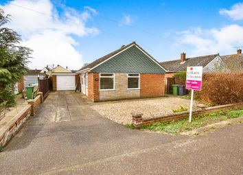 Thumbnail Detached bungalow for sale in Tuttles Lane West, Wymondham