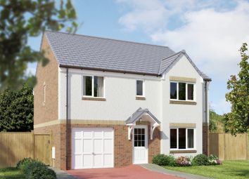 "Thumbnail 4 bed detached house for sale in ""The Whithorn "" at The Wisp, Edinburgh"