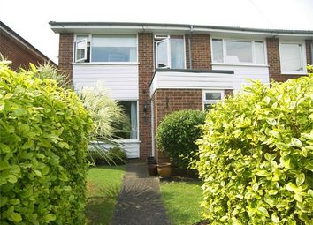 Thumbnail 3 bed end terrace house for sale in Bearwood Close, Potters Bar