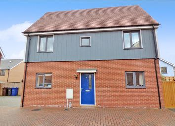 Thumbnail 3 bed detached house for sale in Anglia Way, South Ockendon