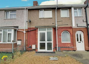 Thumbnail 2 bed terraced house to rent in Marshland Road, Moorends