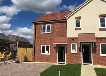 Thumbnail 2 bedroom semi-detached house for sale in Waterford Meadows, Kingfisher Close, Cherry Willingham