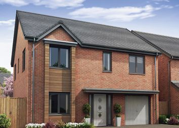 """Thumbnail 4 bedroom detached house for sale in """"The Rosebury"""" at Station Road, Kenton Bank Foot, Newcastle Upon Tyne"""