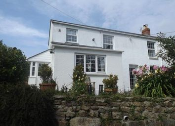 Thumbnail 3 bed end terrace house for sale in Paul, Penzance, Cornwall