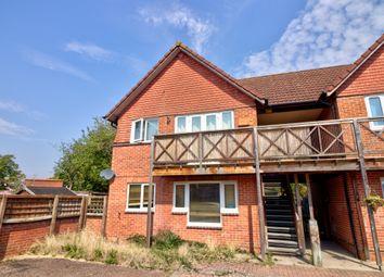 Thumbnail 1 bed maisonette for sale in Glebe Close, Loughton, Milton Keynes
