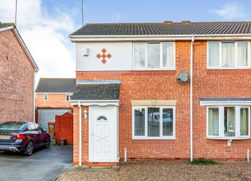 2 bed semi-detached house for sale in Cleveland Place, Northampton NN4
