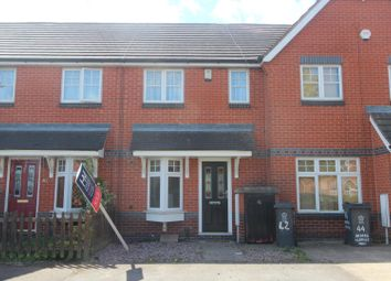 Thumbnail 2 bedroom terraced house to rent in Arden Terrace, Leicester