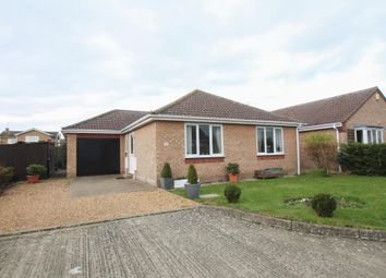 Thumbnail 3 bed detached bungalow for sale in The Holmes, Littleport, Ely