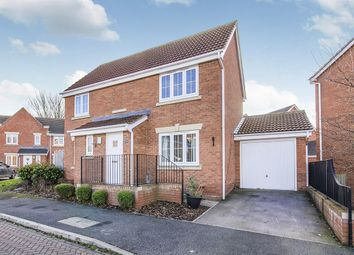 Thumbnail 4 bed detached house for sale in The Wharf, Knottingley