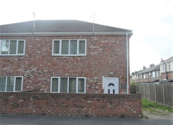 Thumbnail 3 bed semi-detached house for sale in Manfield Crescent, Skellow Doncaster