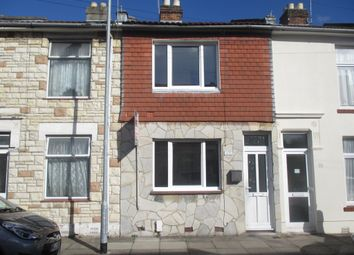 Thumbnail 2 bedroom terraced house for sale in Barnes Road, Portsmouth