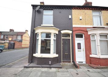 Thumbnail 2 bed end terrace house for sale in Plumer Street, Wavertree, Liverpool