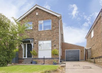 Thumbnail 4 bed detached house for sale in Patricia Drive, Arnold, Nottinghamshire