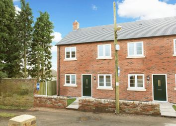 Thumbnail 3 bed semi-detached house for sale in High Street, Madeley, Telford