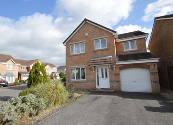 Thumbnail 4 bed detached house for sale in Priorwood Drive, Dunfermline