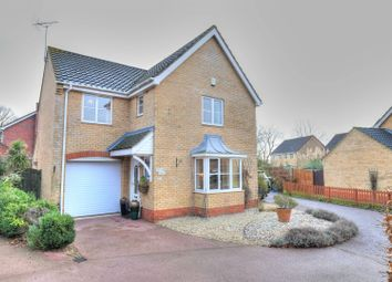 4 bed detached house for sale in Pym Close, Norwich NR7