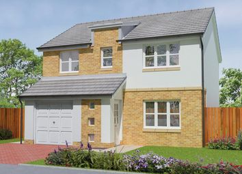 Thumbnail 4 bed detached house for sale in Annan Grove, Kilmarnock, Ayrshire East