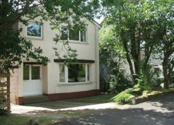 Thumbnail 3 bed detached house to rent in Duncan Road, Helensburgh
