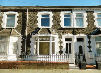 Thumbnail 2 bedroom terraced house to rent in Church Crescent, Ebbw Vale