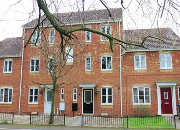Thumbnail 4 bed terraced house for sale in Avill Crescent, Taunton, Somerset