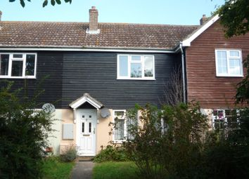 Thumbnail 2 bedroom terraced house to rent in Lime Walk, Acton, Sudbury