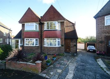 Thumbnail 3 bedroom semi-detached house for sale in Sunset Gardens, London