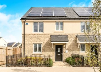 Thumbnail 2 bed end terrace house for sale in Banbury Road, Elmsbrook Phase Two, Bicester
