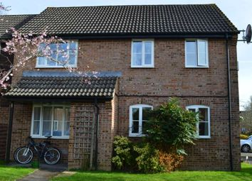 Thumbnail 2 bed flat to rent in Wessex Close, Hungerford