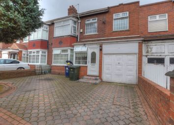 Thumbnail 5 bed semi-detached house for sale in Auden Grove, Fenham, Newcastle Upon Tyne
