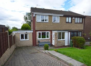 Thumbnail 3 bed semi-detached house for sale in Ladysmith Drive, Ashton-Under-Lyne
