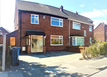 Thumbnail 3 bed semi-detached house to rent in Prinknash Road, Whythenshaw, Manchester