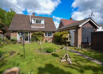 Thumbnail 3 bed detached bungalow for sale in Mead Close, Buxton, Norwich