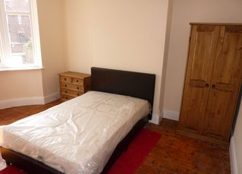 Thumbnail 4 bedroom shared accommodation to rent in Bedford Street, Derby