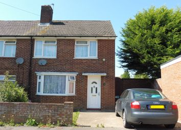Thumbnail 2 bed semi-detached house for sale in Medstead Road, Havant