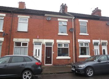 Thumbnail 2 bed terraced house for sale in Stanley Road, Hartshill, Stoke-On-Trent