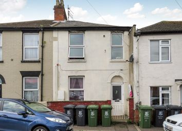 Thumbnail 1 bed flat for sale in Crittens Road, Great Yarmouth