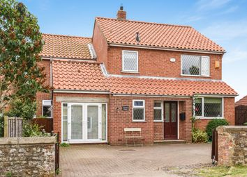 Thumbnail 4 bed detached house for sale in Thornborough, Bedale