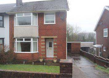 3 bed semi-detached house for sale in Padleys Close, Garth, Maesteg, Mid Glamorgan CF34