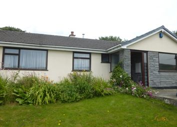 Thumbnail 3 bed detached house to rent in Trescote Way, Bridestowe, Okehampton