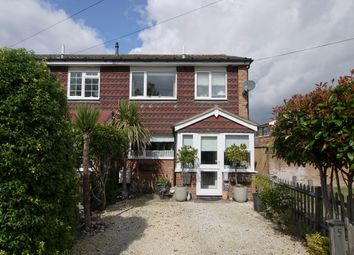 Thumbnail 3 bed terraced house for sale in Parkside, Halstead, Sevenoaks