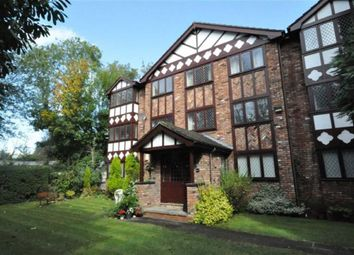 Thumbnail 2 bed flat to rent in Gawsworth Mews, Cheadle, Cheshire