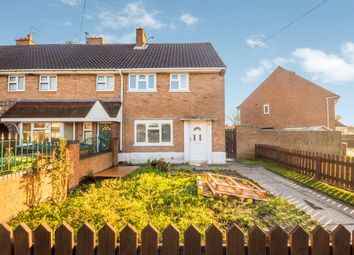 Thumbnail 3 bedroom end terrace house for sale in Rutherford Road, Walsall